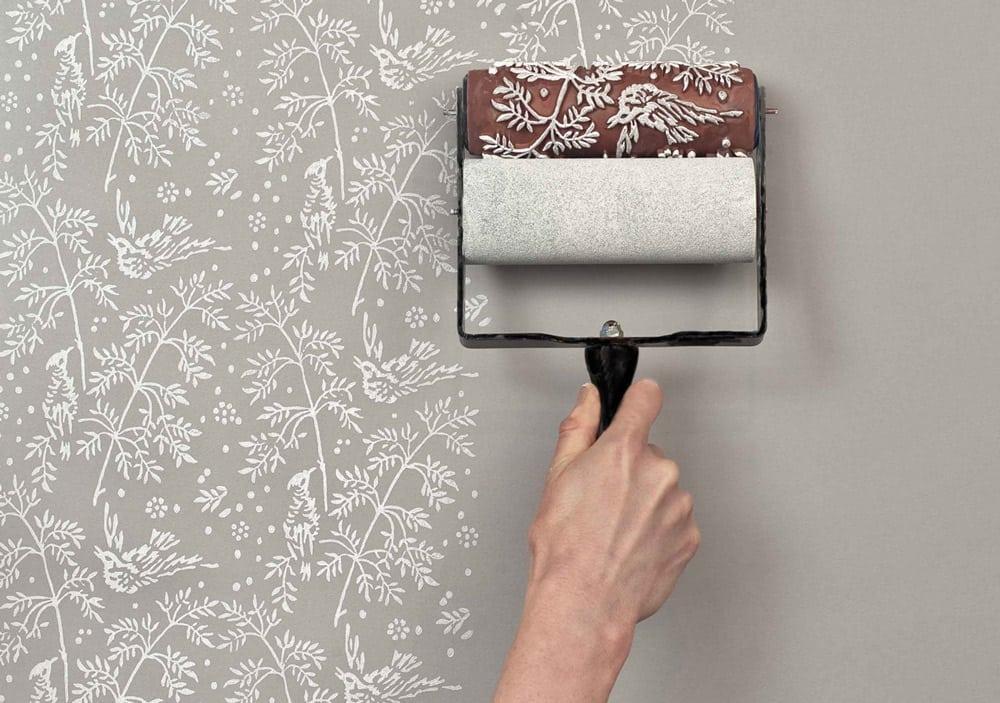 Краска для стен своими руками