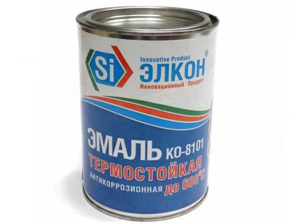 Кремнийорганическая эмаль КО-8101