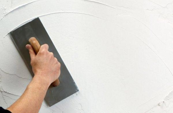 Выравнивание стен перед покраской