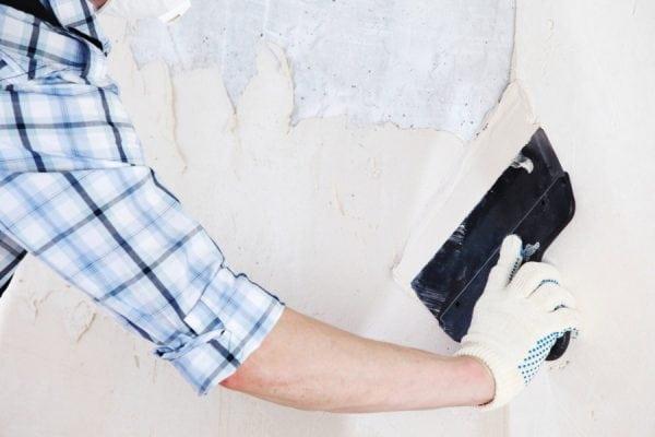 Выравнивание стен под покраску