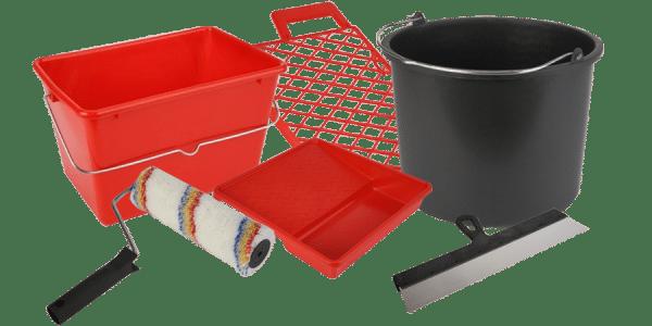 Инструменты для покраски стены своими руками