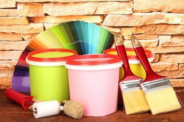 Картинки по запросу краски валики кисточки