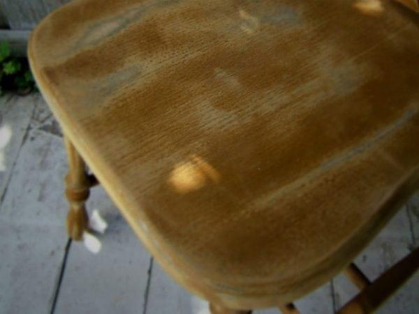 Готовим стул к покраске