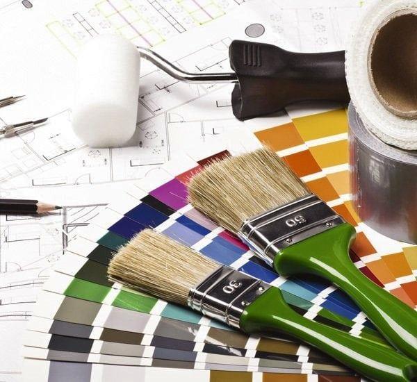 Подсчет расхода краски
