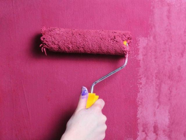 Работа с краской и решение возникающих проблем