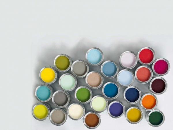 Разновидности моющихся красок