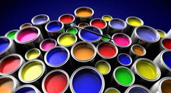 Самостоятельно выбираем краски