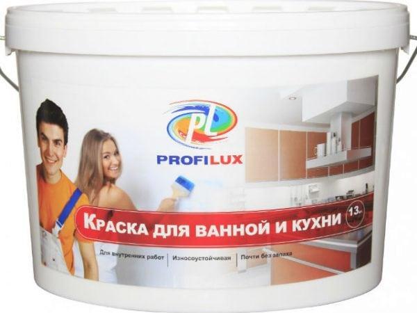 """Краска """"Профилюкс"""" для ванной и кухни"""
