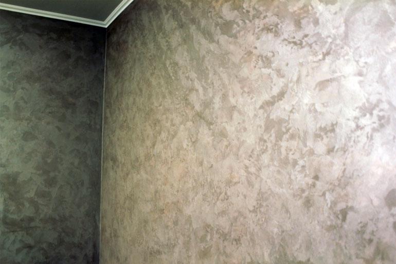 Декоративные краски для стен купить в новосибирске гидроизоляция балкона эркера