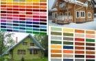 Какой цвет выбрать для окраски дома?