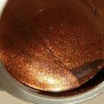 Краска медь для железа и пластика