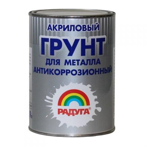Антикоррозионный грунт для металла