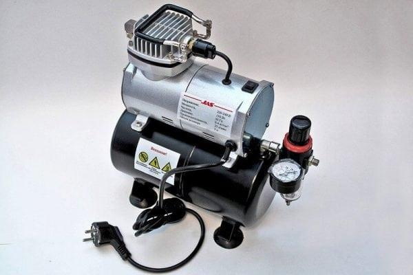 Компрессор Jas 1203 с производительностью 23 л/мин