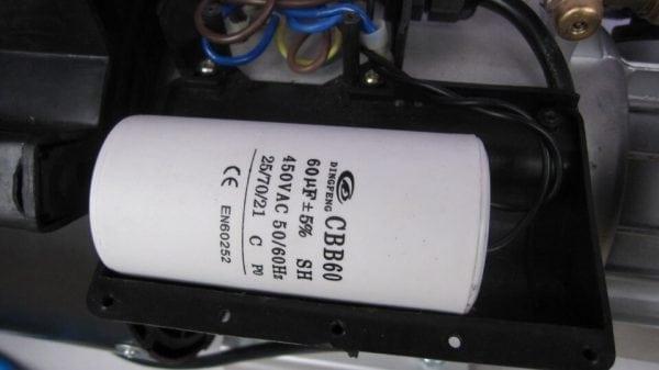 Конденсатор в компрессоре