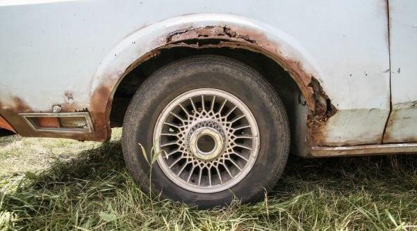 Коррозия автомобиля от компонентов газовой среды