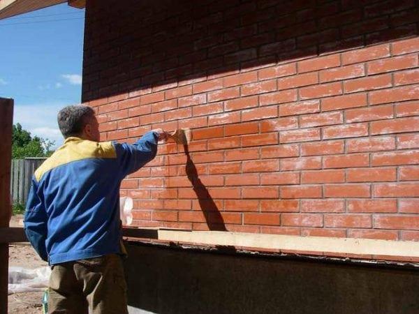Обработка кирпича гидрофобизатором мастика битумно полимерная покров 14 октября