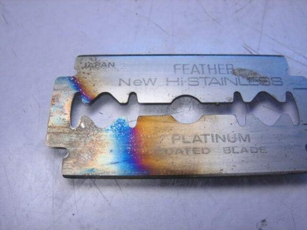 Оксидная плёнка на металле