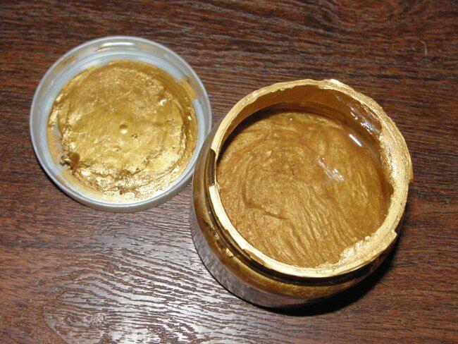 Инструкция По Нанесению Золотой Краски