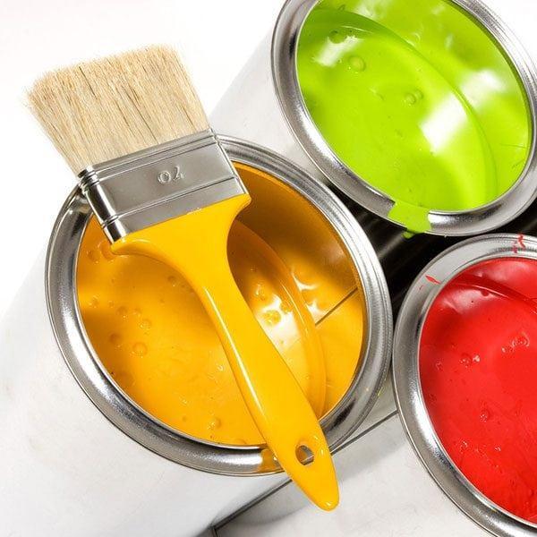 Выбор красящих составов для стен
