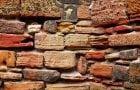 Декоративная стена из кирпича
