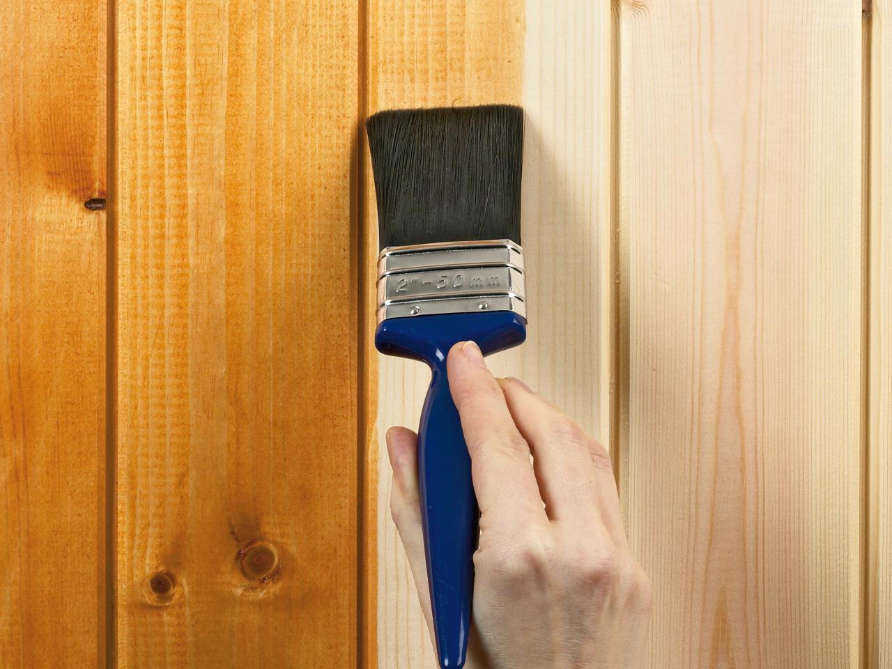 Покрытие двери лаком своими руками