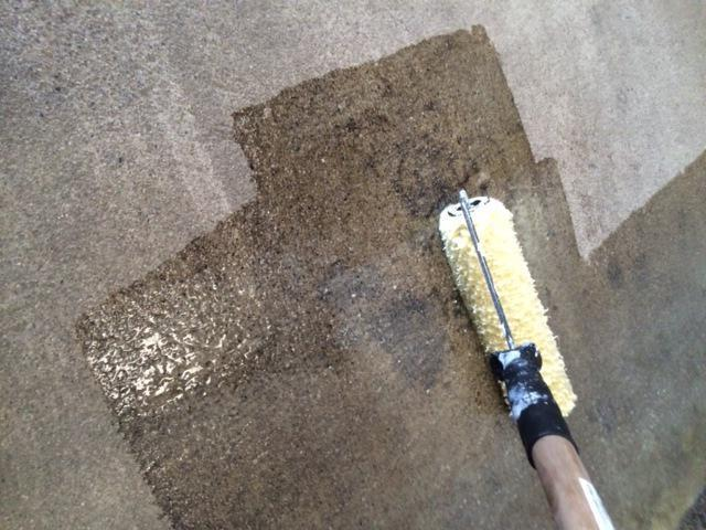 Грунтовка по бетону