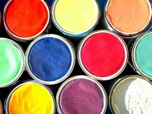 Акрил-силиконовые краски по дереву