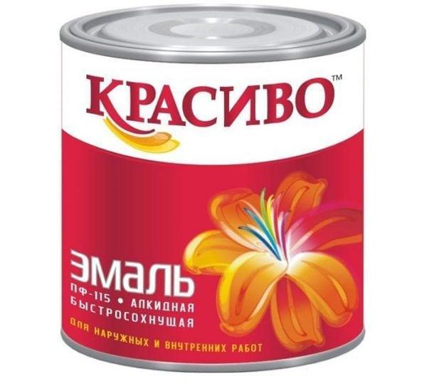 Алкидная краска для покраски помещений