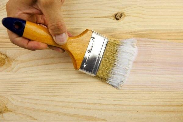 Грунтование дерева перед покраской