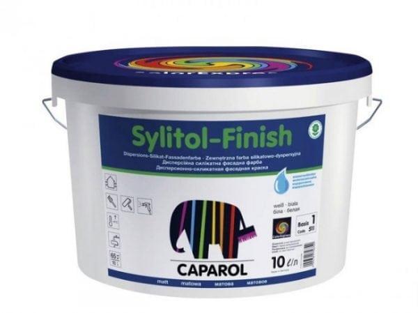 Силикатно-силиконовая краска для стен