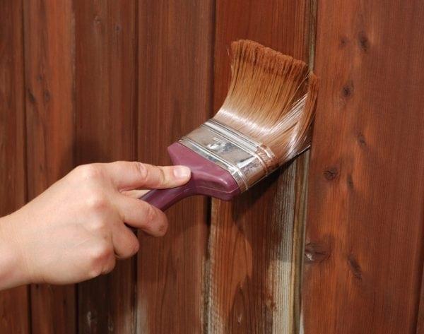 Краска для деревянных поверхностей на масляной основе