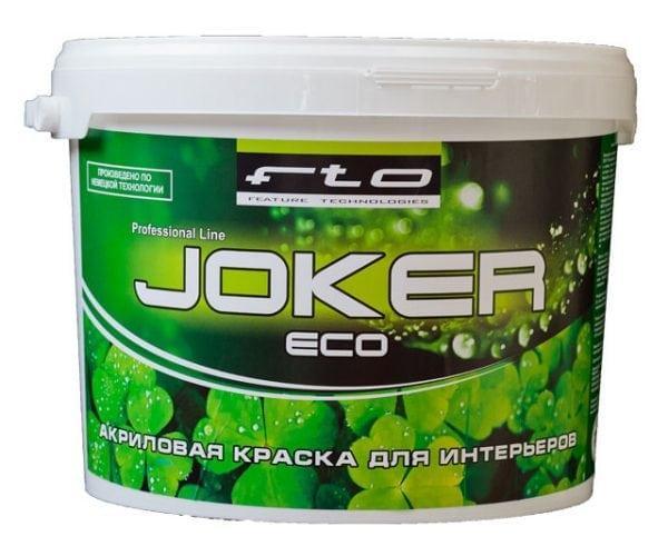 Латексная эмаль «Эко-Джокер»
