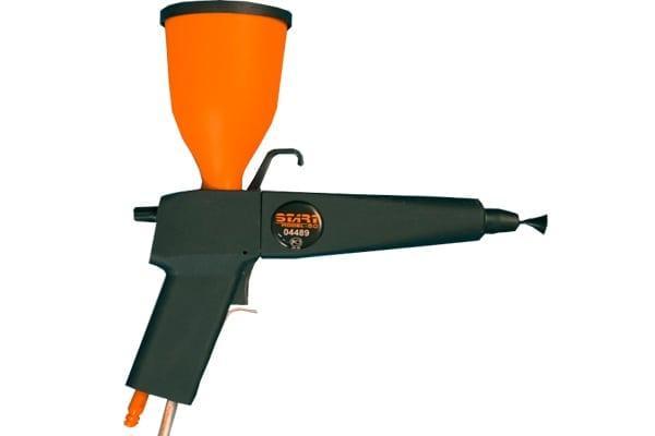 Пистолет для нанесения порошковой краски