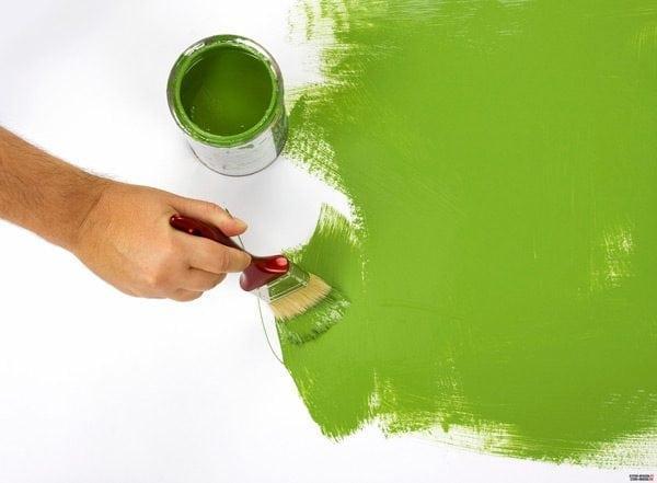 Латексная краска для стен и потолков