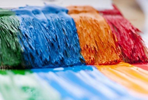 Преимущества масляных красок