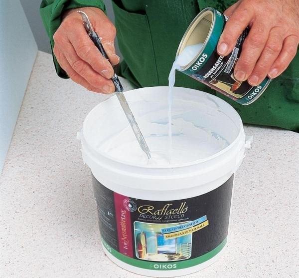 Подготовка краски для краскопульта