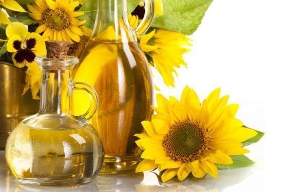 Подсолнечное масло для приготовления олифы