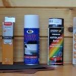 Выбор краски для пластика