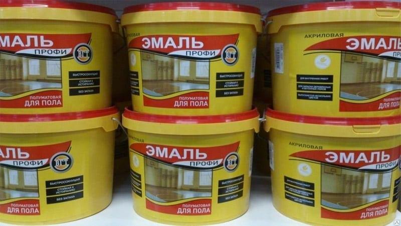 Эмаль для пола купить мастика славянка в краснодаре