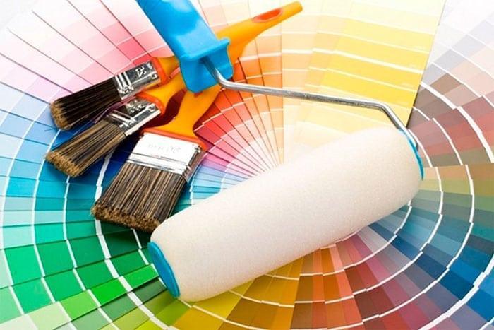 Подбор колора краски для стен подбор краски для стен понтон