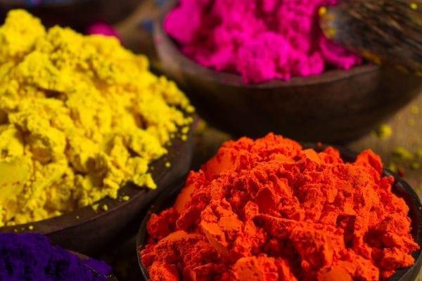 Полиэфирные краски от коррозии