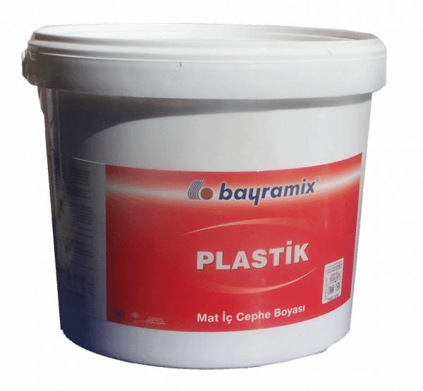 Влагостойкая пластиковая краска