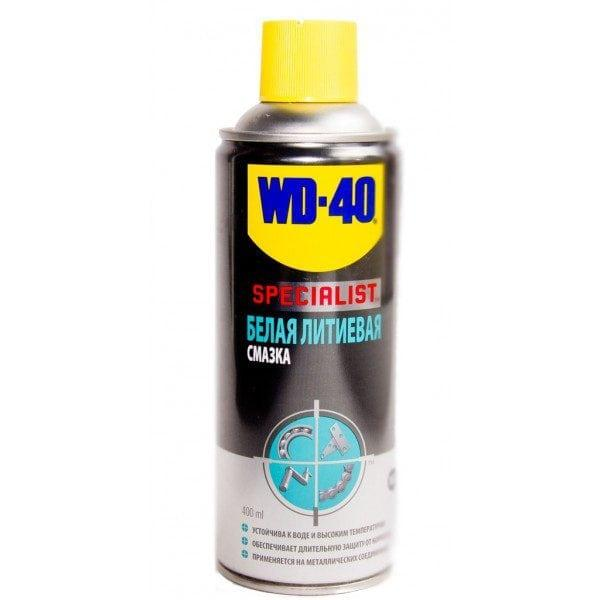 Защитная белая литиевая смазка WD-40