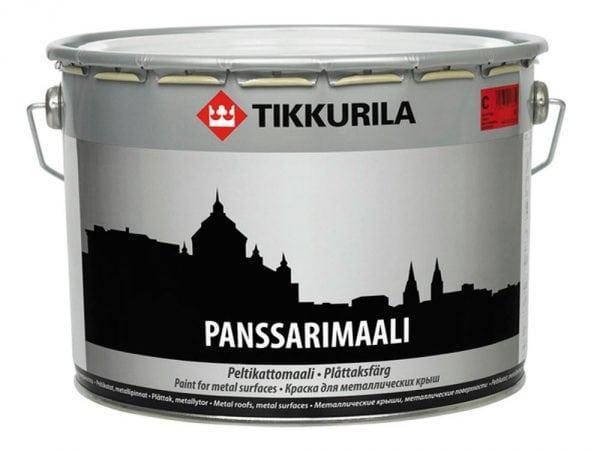 Краска Tikkurila для оцинковки