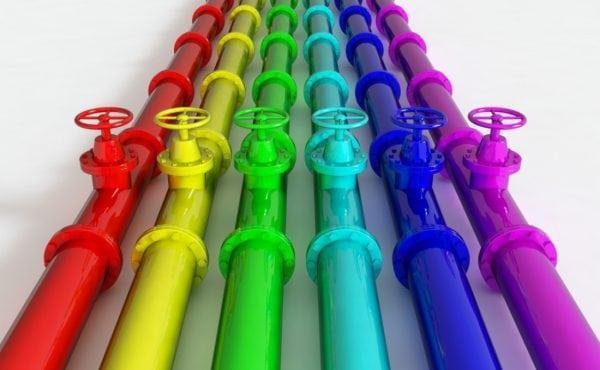 Расчет площади труб для покраски