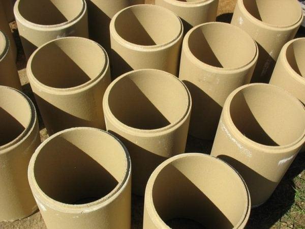 Керамические трубы для дымоходов