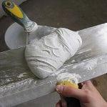 Шпаклевочная смесь для бетонных оснований