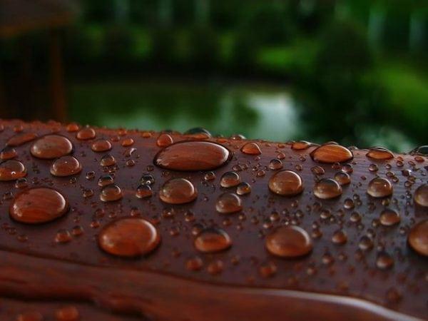 Водоотталкивающая пропитка для древесины