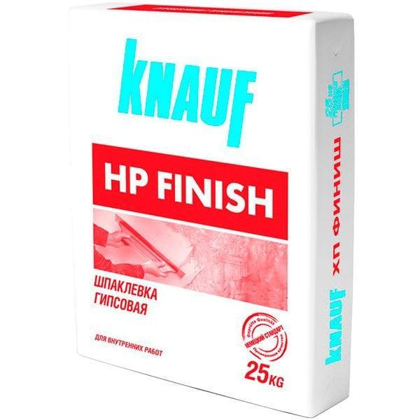 Финишная шпаклевочная смесь Knauf
