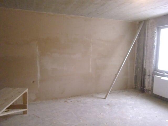 Время высыхания финишной шпаклевки на стенах